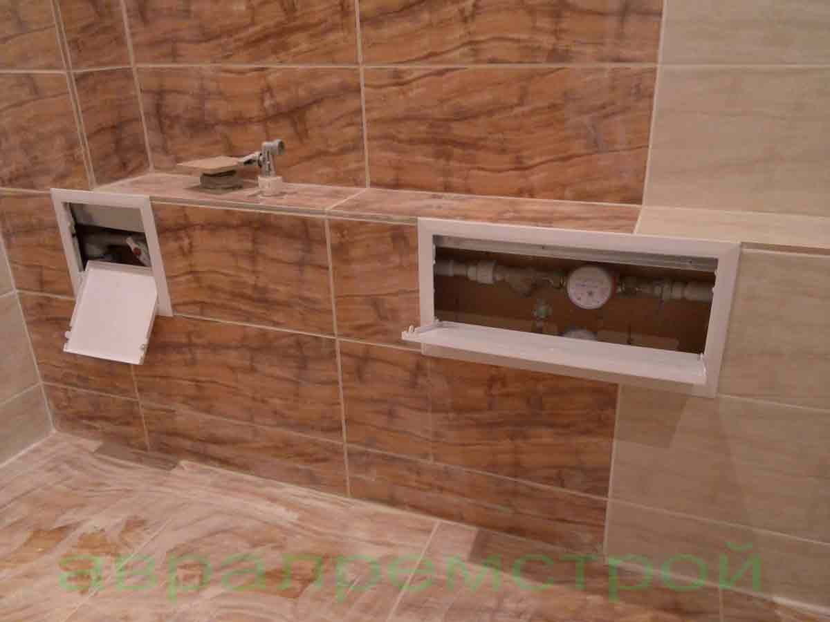 ремонт ванной комнаты в череповце