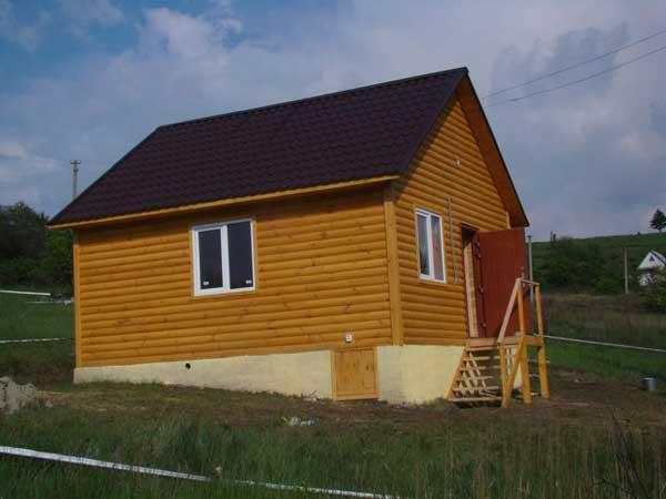 Каркасный дом заказать в Череповце цена