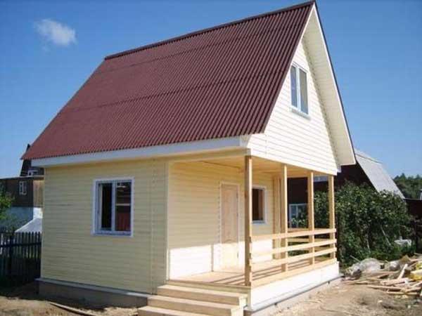 Каркасный дом цена в Вологде
