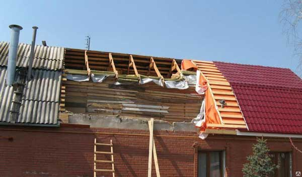 ремонт кровли крыши в Череповце цена