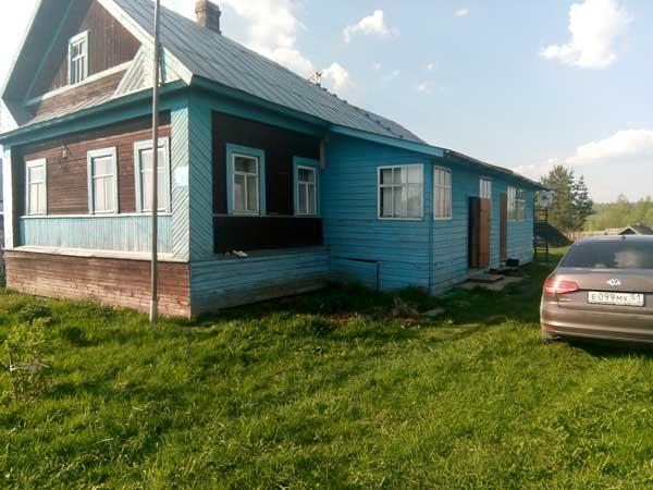 Ремонт и восстановление деревянного дома