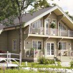 Купить дом из бревна