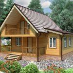 Цена каркасного дома